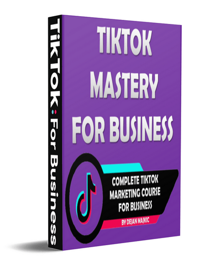 TikTok Mastery for Business Affiliate Program Updates