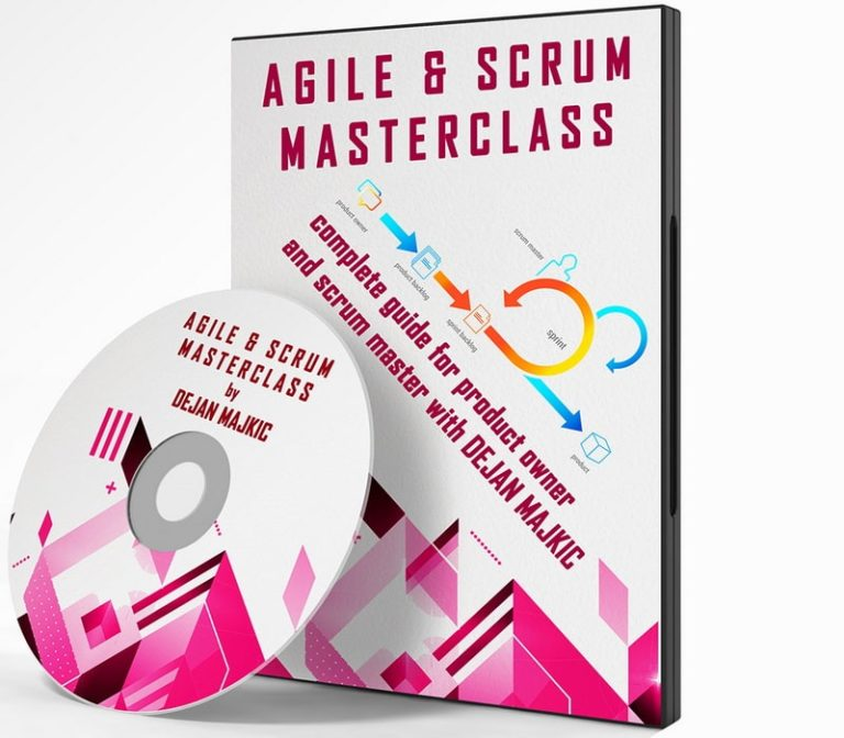 Updates for Affiliates: Agile and Scrum Masterclass NEW PRICE $449 AOV + 60% Commissions!
