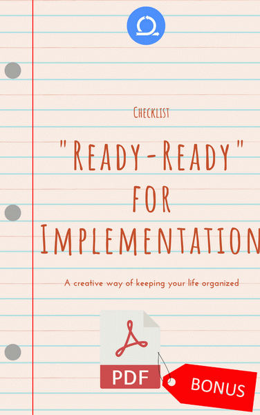 PDF Ready Ready for Implementation