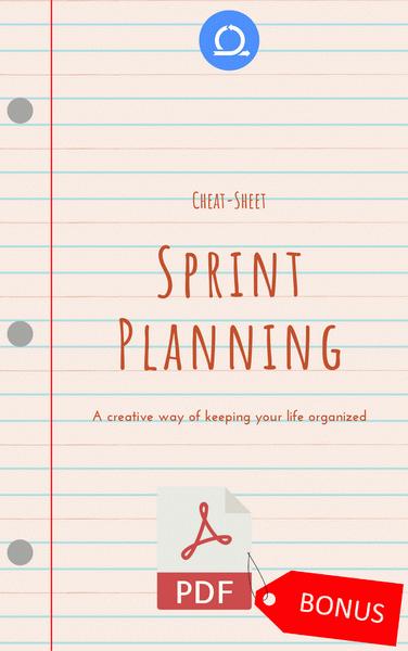 PDF Sprint Planning Cheat Sheet