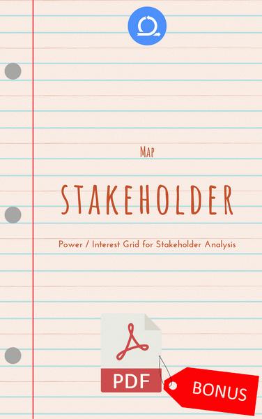 PDF Stakeholder Map