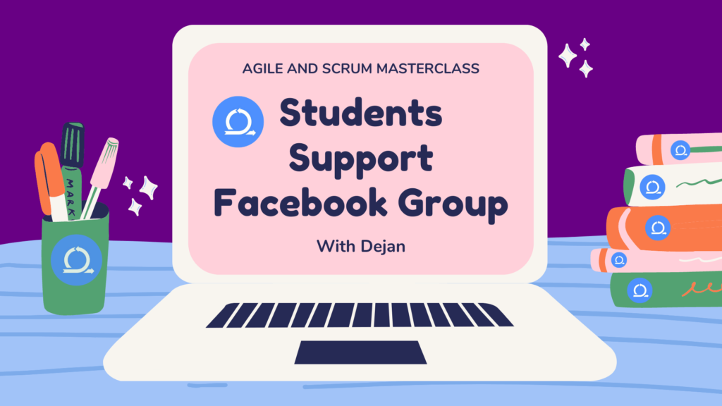 Agile and Scrum Masterclass Facebook Group