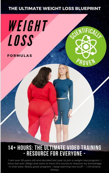 The Ultimate Weight Loss Blueprint